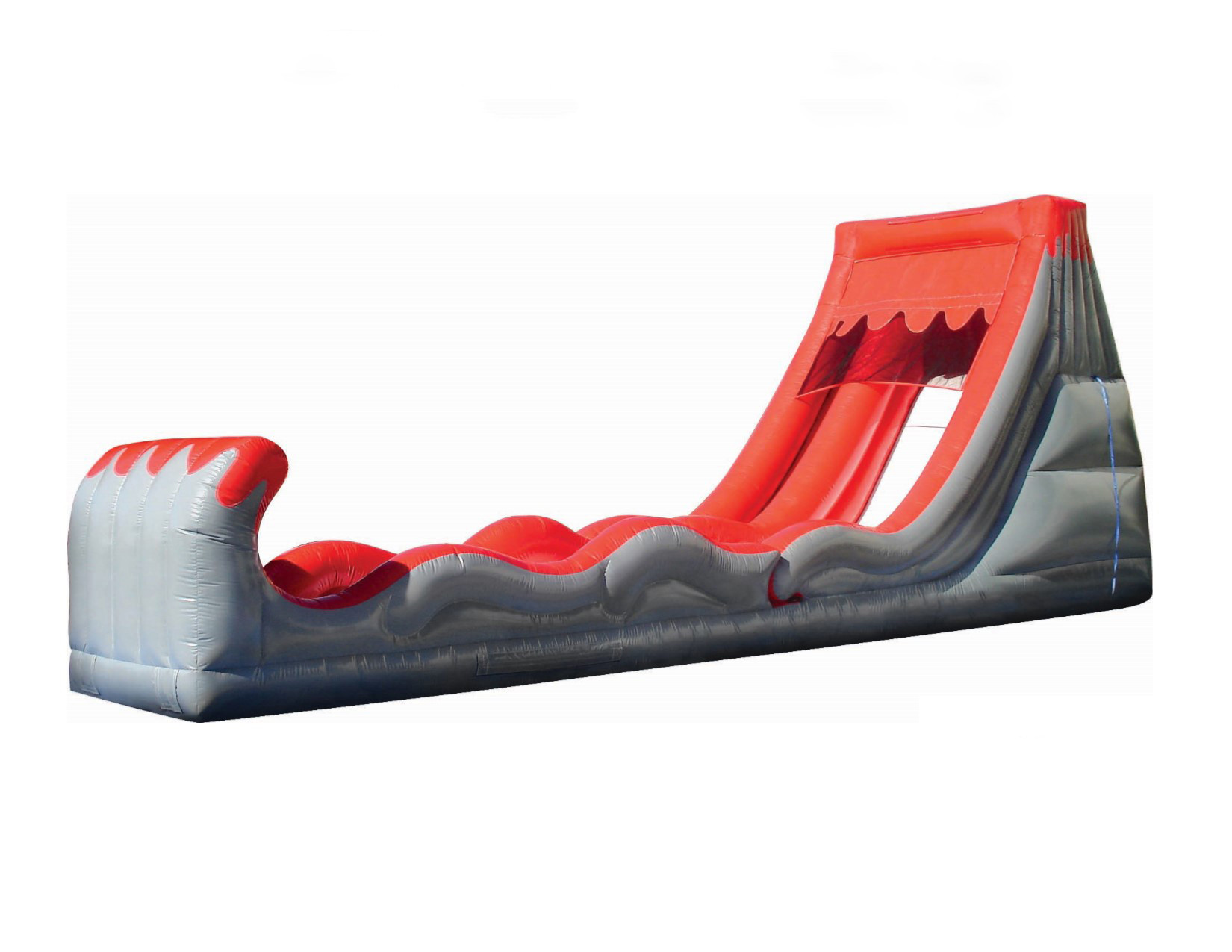 Volcano Slide Extension