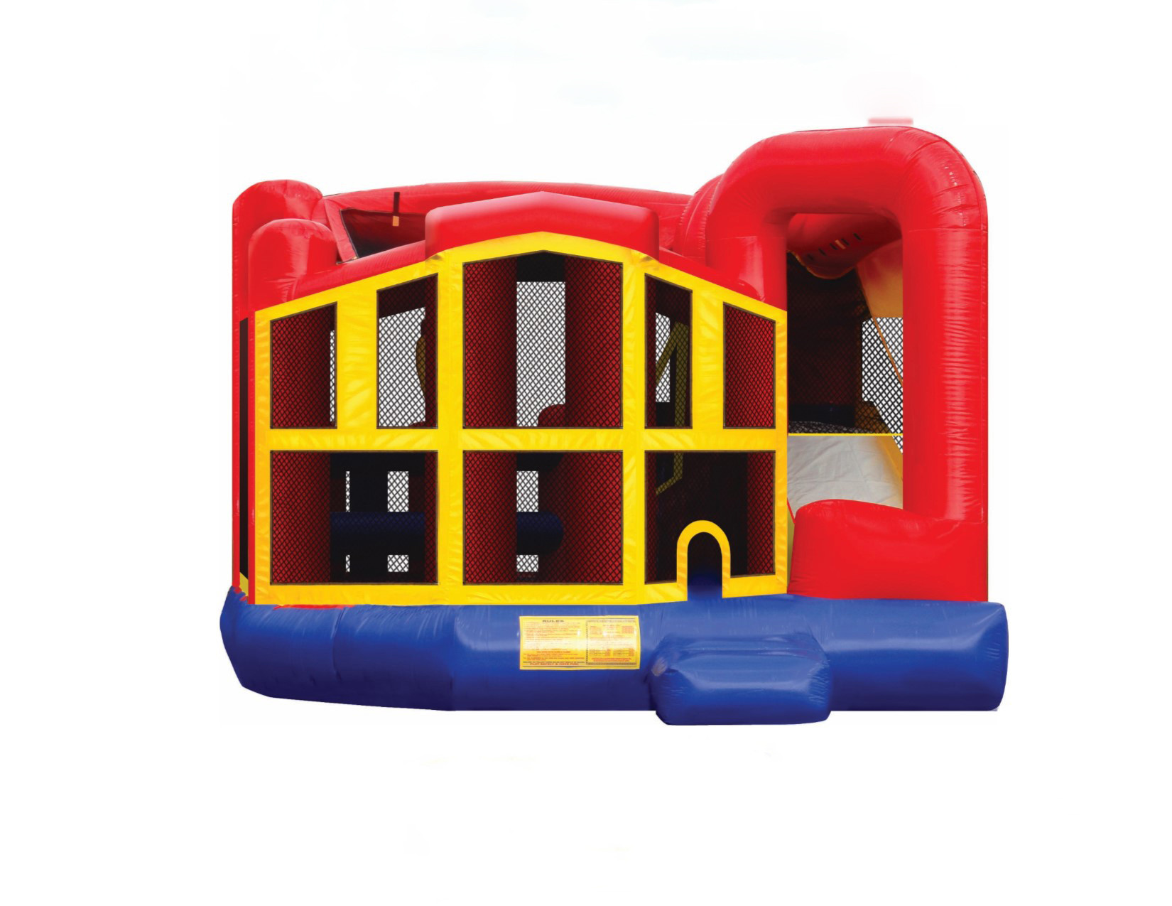 5 n 1 Combo Inflatable