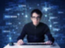 Hacker programing in technology envirome