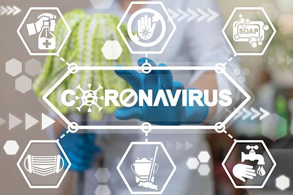 Coronavirus Disinfection Cleaning Servic