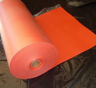 2 mm acoustic IXPE underlay 20 metre roll
