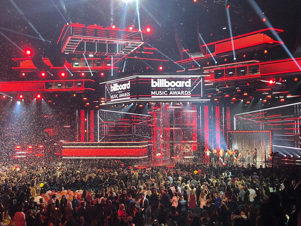 2018 Billboard Music Awards Atlanta Drone