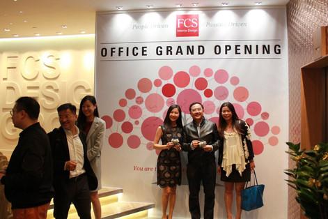 Artisan Bleu Celebrating FCS's Grand Opening
