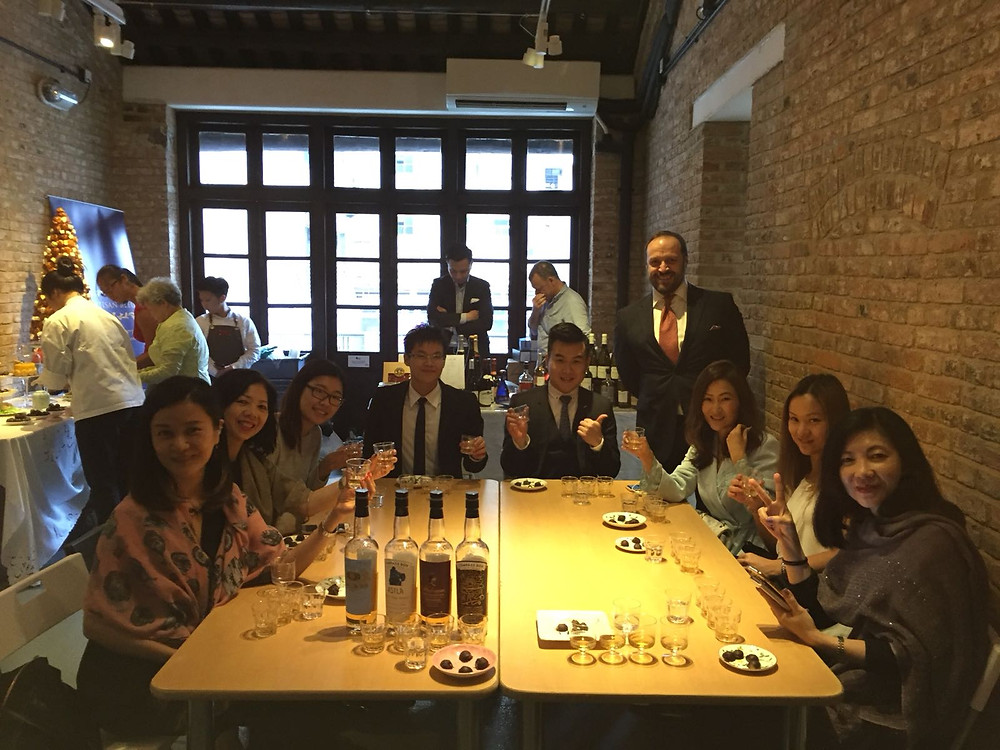 Whisky and Chocolate Pairing Class