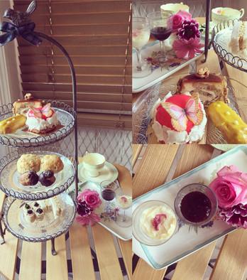 Bespoke Afternoon Tea Set