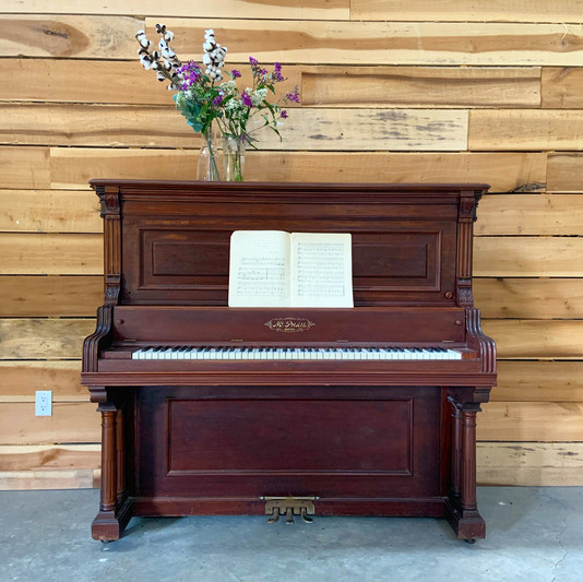 McPhail Upright Grand Piano