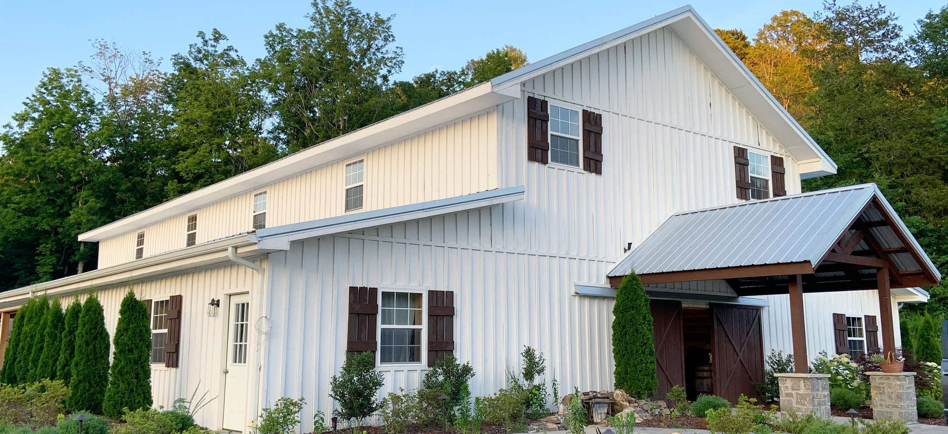 Tennessee Barn Weddings