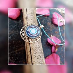bijoux bleue et étoile
