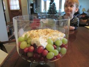 Lori's Grape Salad