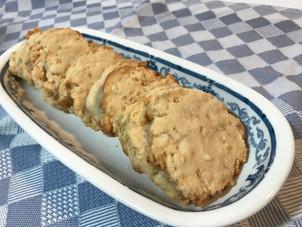 Crispy 'N Crunch Cookies