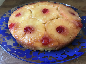 Pineapple Upside Cake