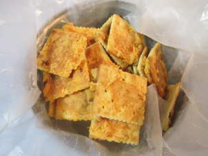 Cheese Cracker Appetizer