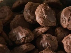 Grandma Lil's Chocolate Drop Cookies