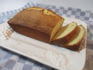 Vanilla Poundcake