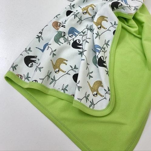 Одеяло-Плед Для Новорожденных 90/90