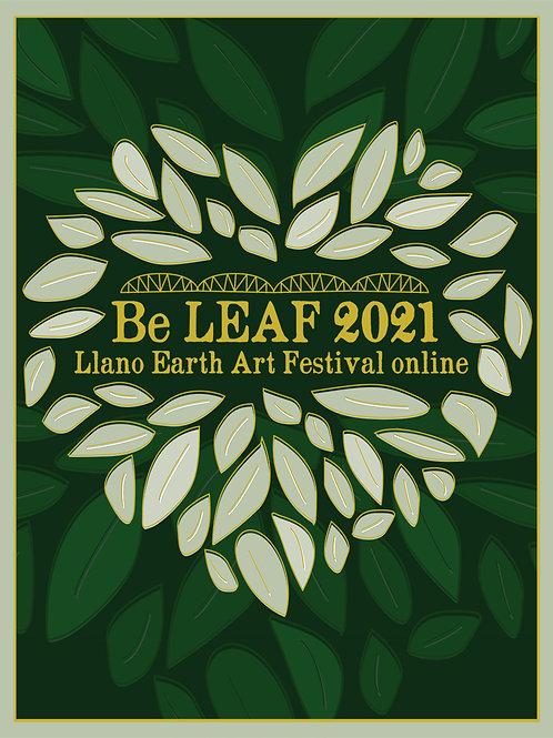 2021 LEAF Poster