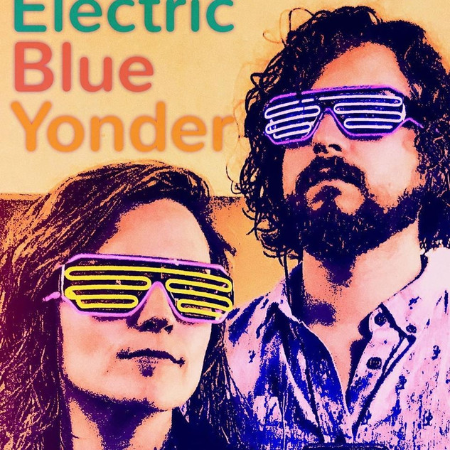 Electric Blue Yonder
