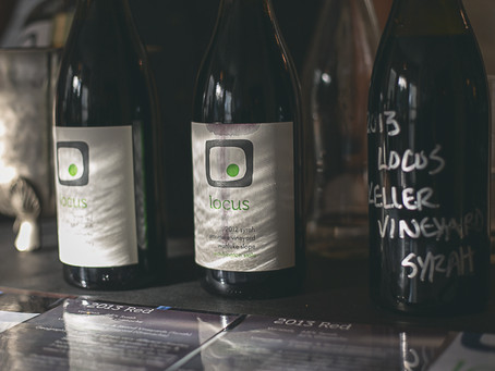 Locus Wine Tasting Room: Open First Saturday of Every Month in Seattle SoDo District