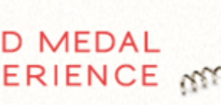 Locus at the 2015 Gold Medal Experience, Sept 12th
