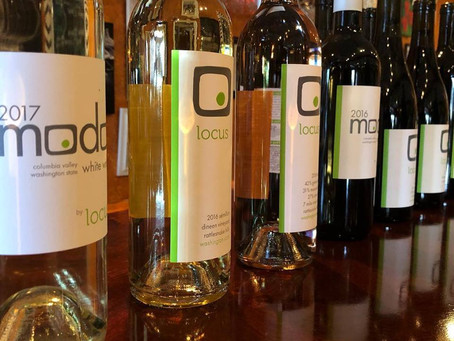 Locus Wines Tasting at City Cellars in Wallingford on Friday, March 22nd