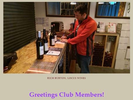 Locus at Hellam's Vineyard in La Conner, WA This Weekend