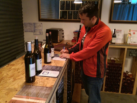 Locus Wines Tasting Room: Open Feb 6th and 7th, 12-6PM