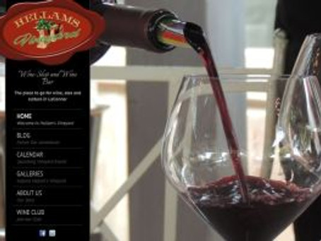La Conner, WA: Hellams Vineyard Welcomes Locus