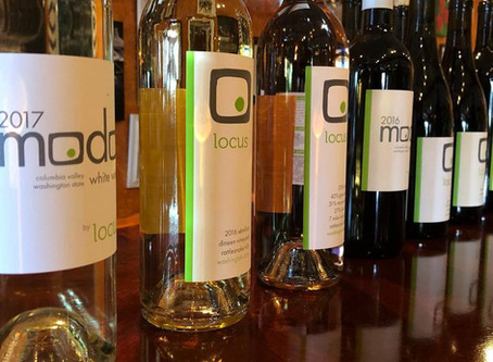 Pride Tasting at Footprint Wine Tap with Locus Wines