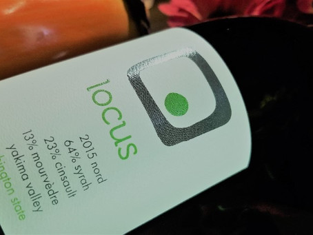Locus Wines Fall Party: November 11th, 2-6PM in Madrona
