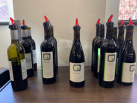 Postcards from the March 2nd Wine Club Event