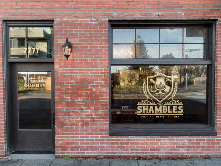 Locus Wines by the glass at Bottlehouse, The Shambles