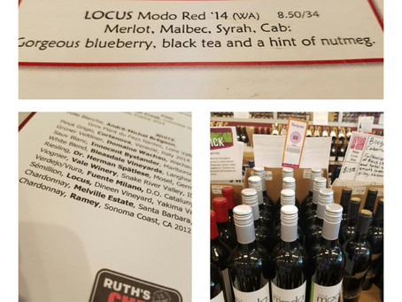 Ruth's Chris, Bardenay, Rupert's and Boise Co-op Get Locus