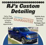 RJs Custom Detailing