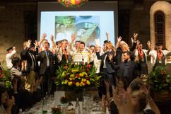 Chef Frédéric Vardon est le premier Champion du monde de l'œuf en meurette