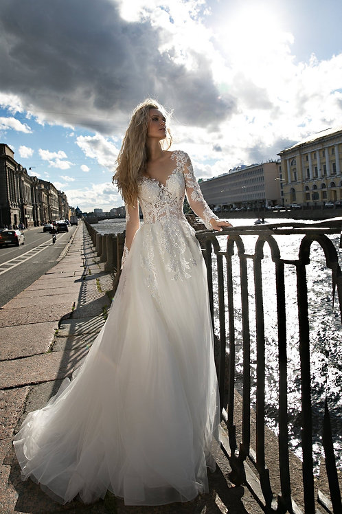 Wedding dress Toyan