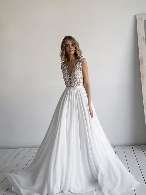 Wedding dress Leisty