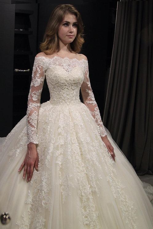 Wedding dress Nuria
