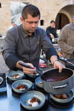 Chef Thomas Protot