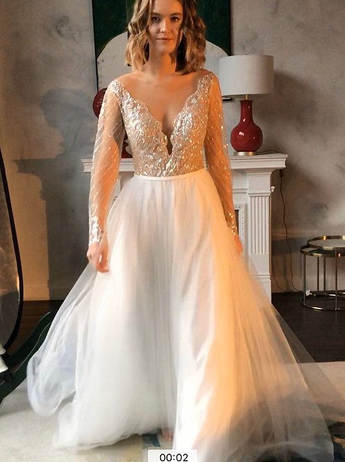 Wedding dress Avi