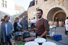 Chef Julien Martin