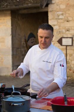 Chef Olivier Chardigny
