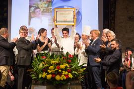 Le Champion du monde applaudi par le jury