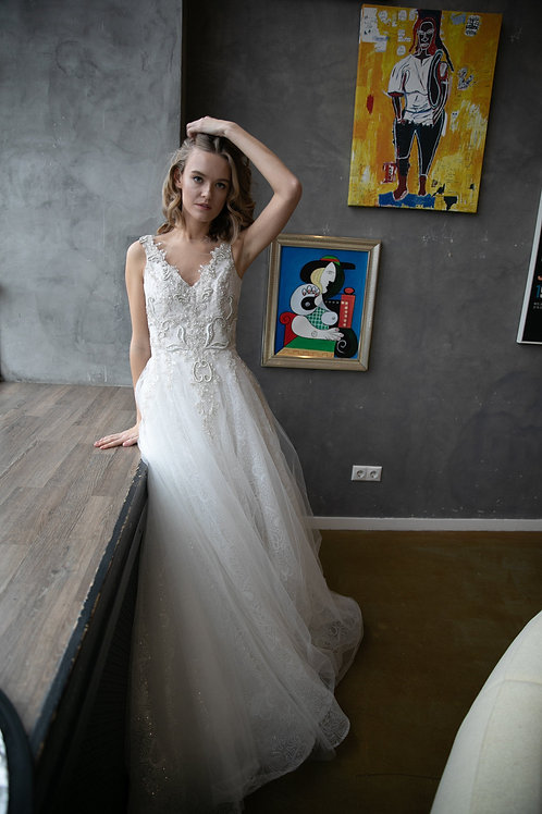 Wedding dress Ankita