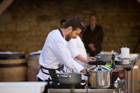 Chef Grégory Cuilleron