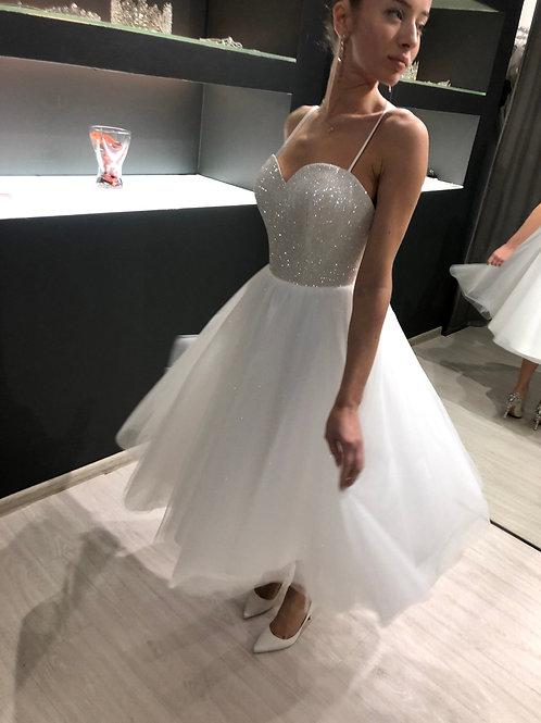 Wedding dress KLOUZI Midi