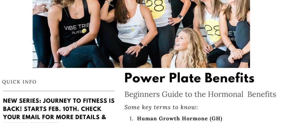 How taking Plate28 Classes Can Balance Your Hormones