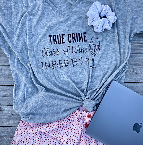 True Crime - In Bed by 9