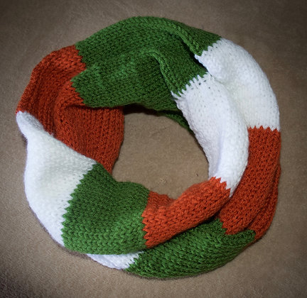 Irish Pride Infinity Scarf