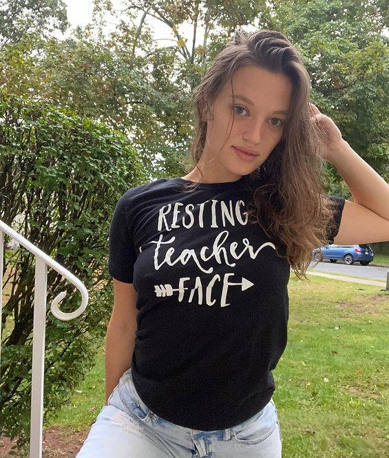 Resting *Teacher* Face