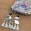 Thumbnail: Silver tassel